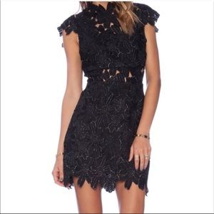 Beautiful LBD by Saylor